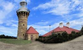 Faro de Baranjoey Fotografía de archivo libre de regalías