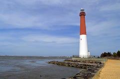 Faro de Barnegat Imagen de archivo libre de regalías