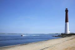 Faro de Barnegat, New Jersey Imagen de archivo libre de regalías