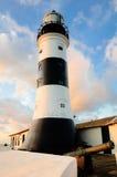 Faro de Barra Fotografía de archivo