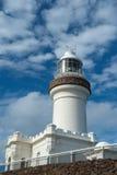 Faro de Byron Imagenes de archivo