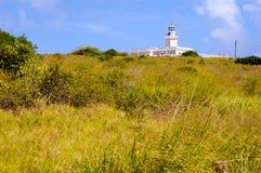 Faro de Cabo Rojo Royaltyfria Foton