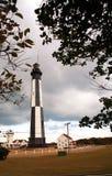 Faro de Capa Henry Foto de archivo
