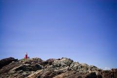 Faro de Ferryland Imagenes de archivo