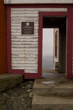 Faro de Ferryland Imagen de archivo libre de regalías