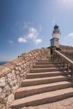Faro de Formentor Mallorca Stock Photography