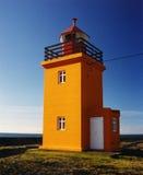Faro de Grindavik Imagen de archivo libre de regalías