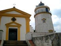 Faro de Guia Imagenes de archivo
