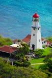 Faro de Hawaii Foto de archivo libre de regalías