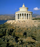 Faro de Kefalonia Imágenes de archivo libres de regalías