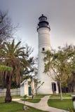 Faro de Key West Foto de archivo