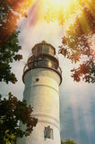 Faro de Key West imagen de archivo