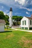 Faro de Key West, llaves de la Florida, la Florida Imagenes de archivo