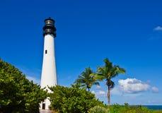 Faro de la Florida del cabo Imagen de archivo libre de regalías