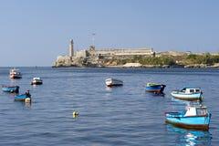 Faro de La Habana Imagen de archivo libre de regalías
