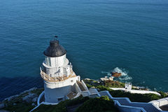 Faro de la isla de Dongyin Imagen de archivo