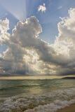 Faro de la nube Fotografía de archivo