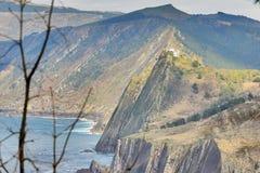 Faro-De La Plata Lizenzfreies Stockfoto