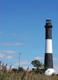 Faro de la playa de Long Island LI NY Nueva York Fotografía de archivo