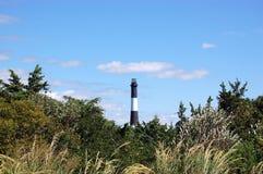Faro de la playa de Long Island NY Nueva York Fotografía de archivo