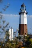 Faro de la punta de Montauk Fotos de archivo