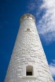 Faro de Leeuwin del cabo imagen de archivo