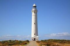 Faro de Leeuwin del cabo, Augusta, WA Australia foto de archivo libre de regalías