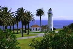 Faro de Los Ángeles foto de archivo libre de regalías