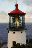 Faro de Makapuu - Oahu, Hawaii Fotografía de archivo
