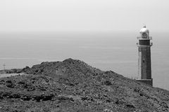 Faro de Orchilla Fotos de archivo