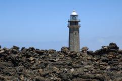 Faro de Orchilla Imagen de archivo libre de regalías