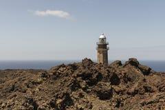 Faro de Orchilla Imagenes de archivo