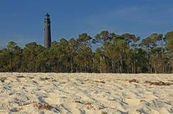 Faro de Pensacola Fotos de archivo libres de regalías
