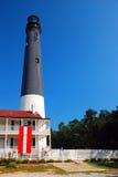 Faro de Pensacola Imágenes de archivo libres de regalías