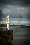 Faro de Penzance Foto de archivo libre de regalías