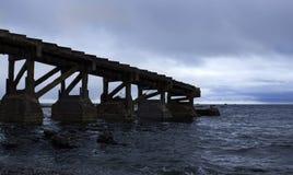 Faro de Plymouth, torre de Smeatons Fotos de archivo libres de regalías