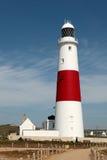 Faro de Portland Bill en Dorset Foto de archivo
