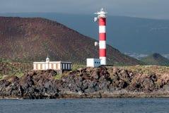 Faro de Rasca Foto de archivo