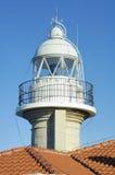 Faro de Suances Imagen de archivo