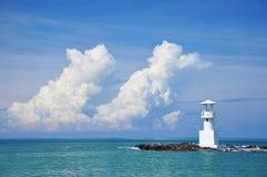 Faro de Tailandia Foto de archivo