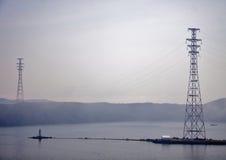 Faro de Tokarevskiy Foto de archivo libre de regalías