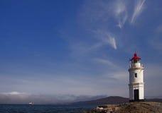 Faro de Tokarevskiy Imagenes de archivo