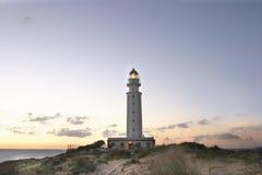 Faro de Trafalgar foto de archivo libre de regalías