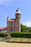 Faro de Ustka Imagenes de archivo