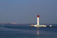 Faro de Vorontsovsky Foto de archivo libre de regalías