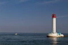 Faro de Vorontsovsky en Odessa Fotografía de archivo libre de regalías