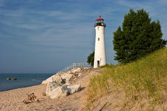 Faro dei Great Lakes Immagine Stock