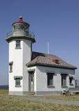 Faro del área de Seattle Fotografía de archivo