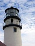 Faro del bacalao de cabo Imagen de archivo libre de regalías