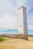 Faro del DOS Patos de Lagoa imagen de archivo libre de regalías
